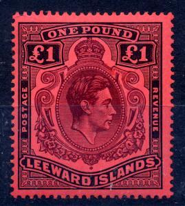 Leeward Is. 1938 SG 114 Key Plate