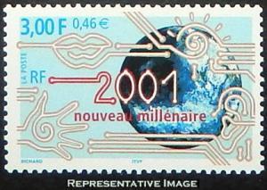 France Scott 2788 Mint never hinged.