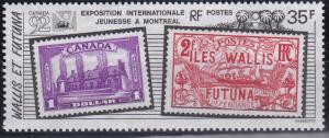 Wallis and Futuna 422 MNH (1992)