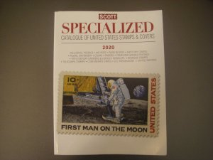 2020 SCOTT UNITED STATES SPECIALIZED STAMP CATALOGUE OF STAMPS & COVERS