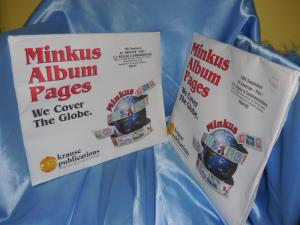 Minkus All-American part one 2000,2001 supplement