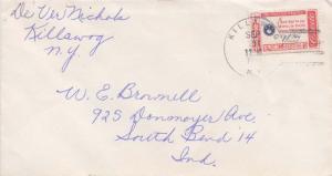 United States New York Killawog 1960 4f-bar.