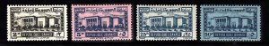 LEBANON - LIBAN MNH SC# J37-J40 CHIFFRE TAXE- FOR SALE IN THE USA ONLY - NO INTL
