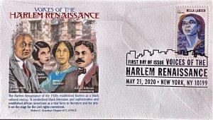 Graebner Chapter AFDCS 5471 Nella Larson Voices Harlem Renaissance Slogan CXL