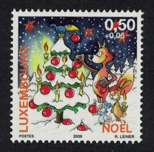 Luxembourg Christmas 1v issue 2009 SG#1867