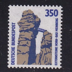 Germany  #1537  MNH  1989   Historic sites and objects  350pf