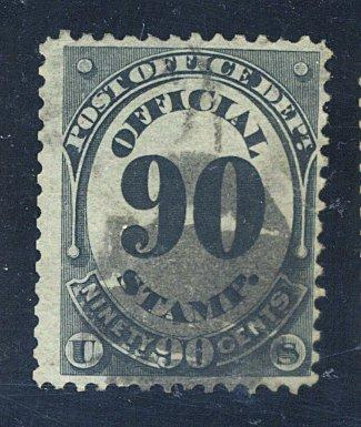 O56 Used F-VF Cat$25