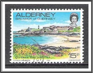 Alderney #9 Corblets Bay Port Used