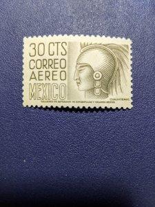 Mexico C210 VFLH, CV $18