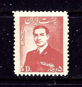 Iran 950 MH 1951 issue