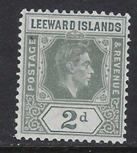 Leeward Is 107 MH 1938 issue (ap6673)