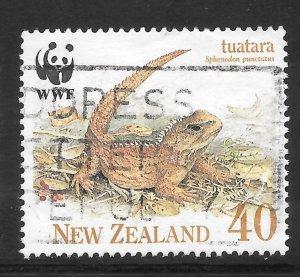 New Zealand Used  [9291]