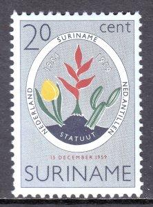 Suriname - Scott #276 - MNH - SCV $3.75