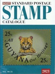 Scott Catalogue 2021 Vol.3A G