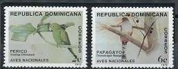Dominican Republic 820-821 MNH (1979)