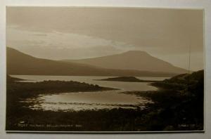 Mint Vintage Mulrany Bellacragmer Bay Mayo Ireland Real Picture Postcard