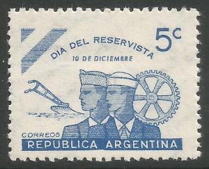 ARGENTINA 522 MOG 915A-1