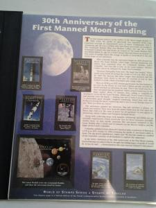 Tokelau - 30th Anniversary of the First Manned Moon Landing - (1656)