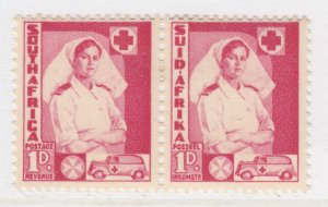British Colony South Africa 1941 1d MH* Stamp A22P19F8970