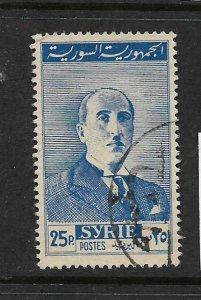 SYRIA, 333, USED, PRES. SHUKRI EL KOUATLY