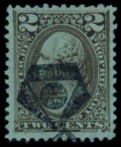 U.S. REV. PROPRIETARY RB12b  Used (ID # 99078)