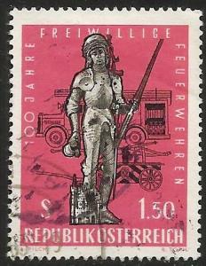 Austria 1963 Scott# 706 used