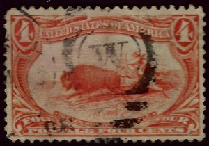 United States #287 Used VF SC$24.00... Popular Country!