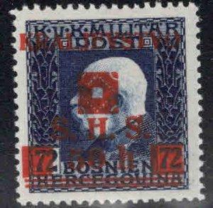 Yugoslavia Scott 1L34 MH* stamp 1918