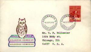 Denmark, First Day Cover