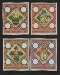 Vatican City MNH 541-4 Saints
