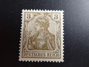 Germany Deutsches Reich 1902  Sc.#66a