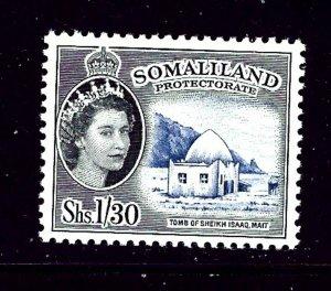 Somaliland 136 MNH 1958 issue; 2019