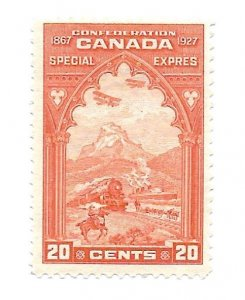 Canada 1927 - Mint NH - Starting @ 1% List Price - Scott #E3
