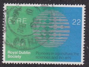 Ireland # 514, Royal Dublin Society Anniversary, Used