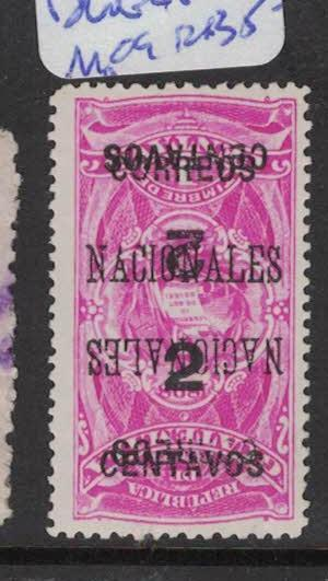 Guatemala SC 93 Double Surcharge MOG (4dqn)