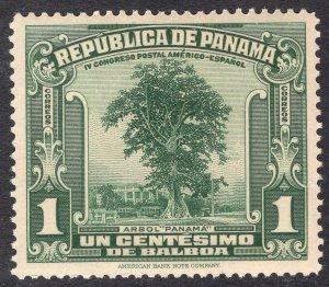 PANAMA SCOTT 279