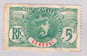 Senegal 60 Used General Faidherbe 1906 (BP29527)