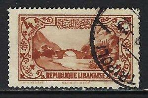 LEBANON 125 VFU Y480