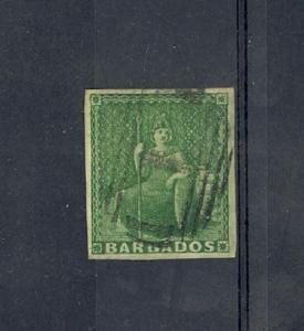 Barbados Scott 5a VF    [ID#433191]