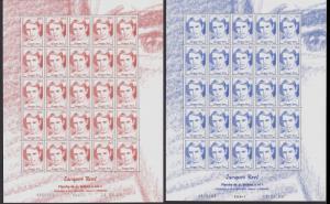 Fr. Polynesia Jacques Brel Belgian singer songwriter actor 2 Full Sheets