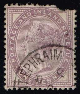 Great Britain #89 Queen Victoria; Used (2.00)