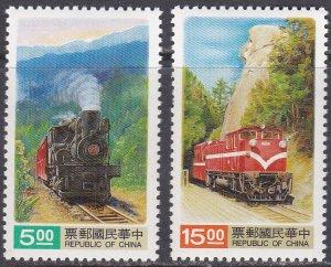 China Sc #2867-2868 MNH