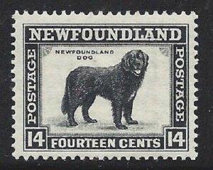 Newfoundland #194 thru 197 OG Very Nice!!