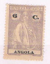 Angola 158k Unused Ceres 1921 (A0423)