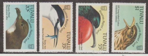 Tuvalu Scott #796-799 Stamps - Mint NH Set