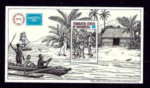Micronesia C25 1986 Ameripex   (p19)