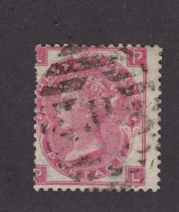 GB Scott # 44 F-VF used neat cancel with nice color cv $ 215 ! see pic !