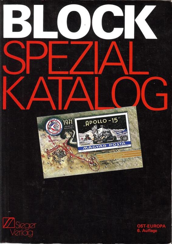 Block Spezial Katalog,