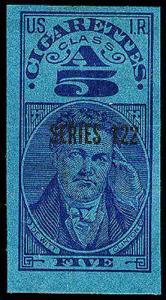 U.S. REV. TAXPAIDS TA321b  Mint (ID # 30658)