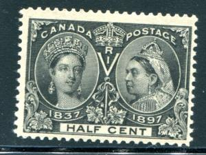 Canada #50 Mint F-VF NH    Lakeshore Philatelics